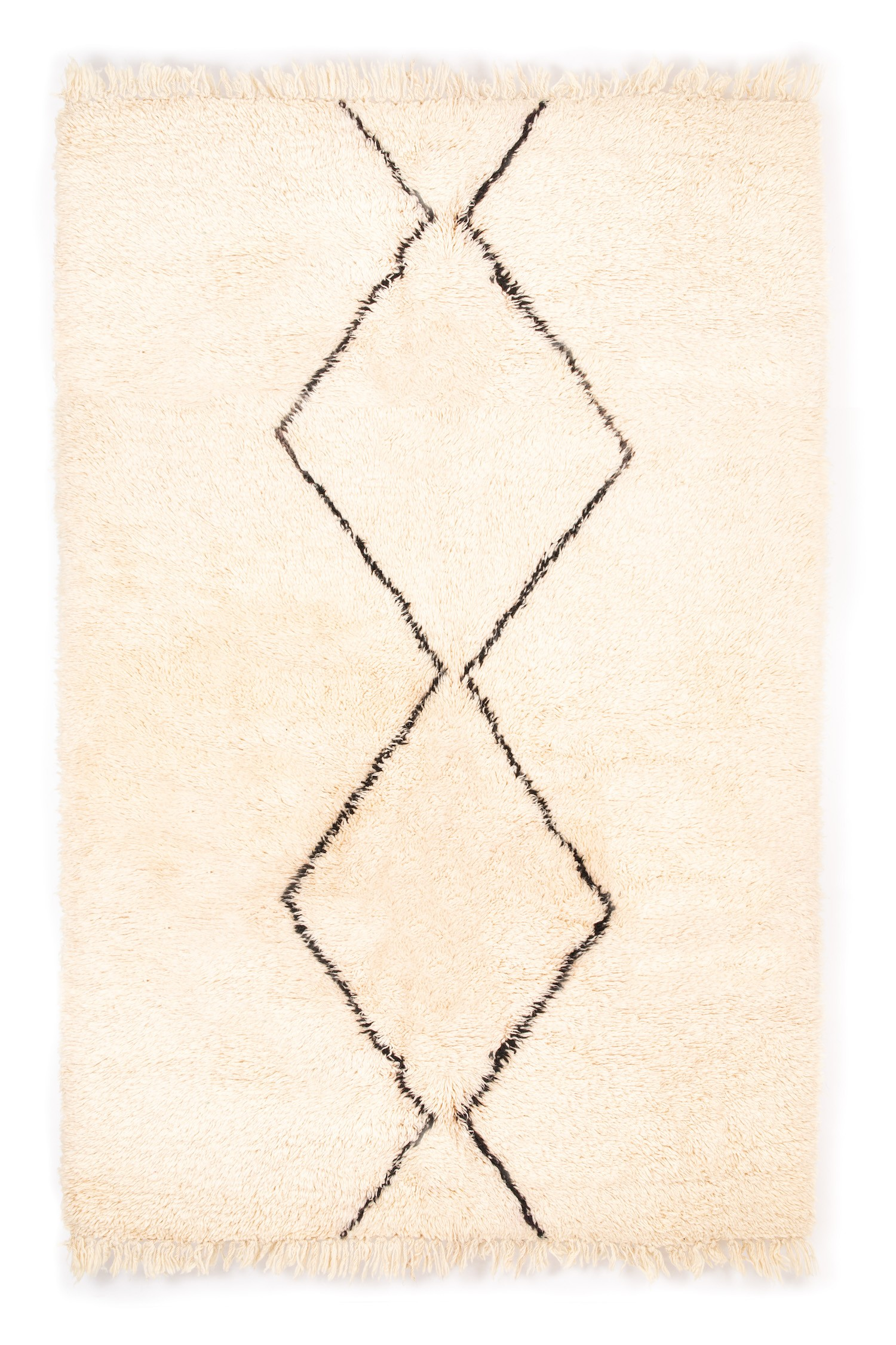 BENI OUARAIN RUG 240 X 160 cm