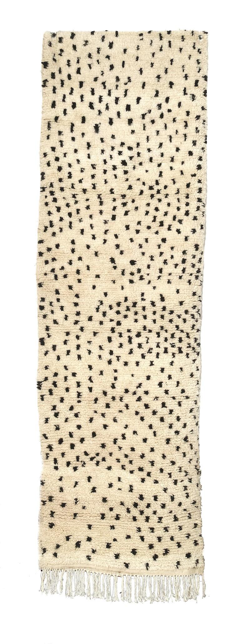TAPIS BERBERE AZILAL 300 x 90 cm
