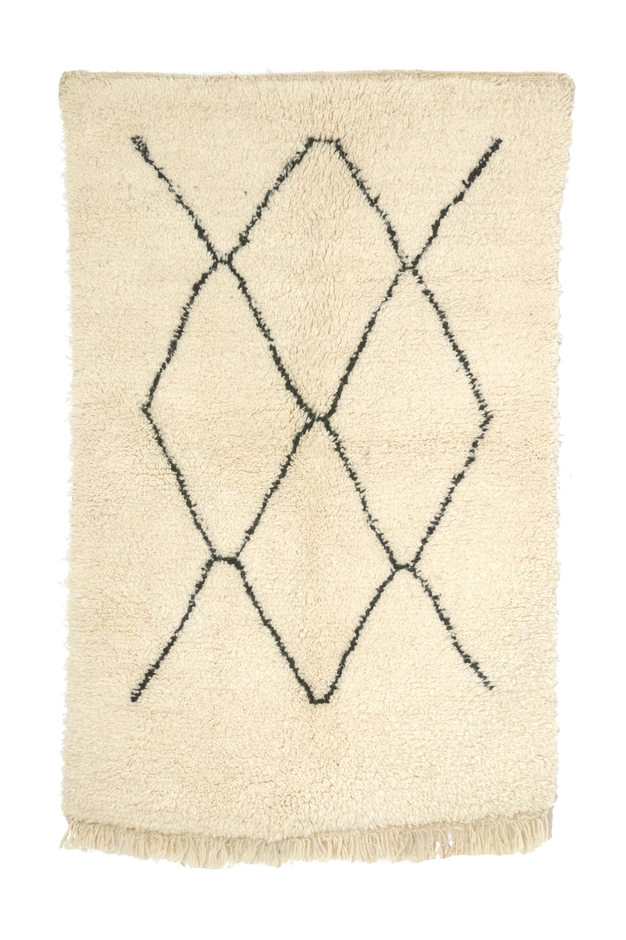 TAPIS BENI OUARAIN 154 x 100 cm
