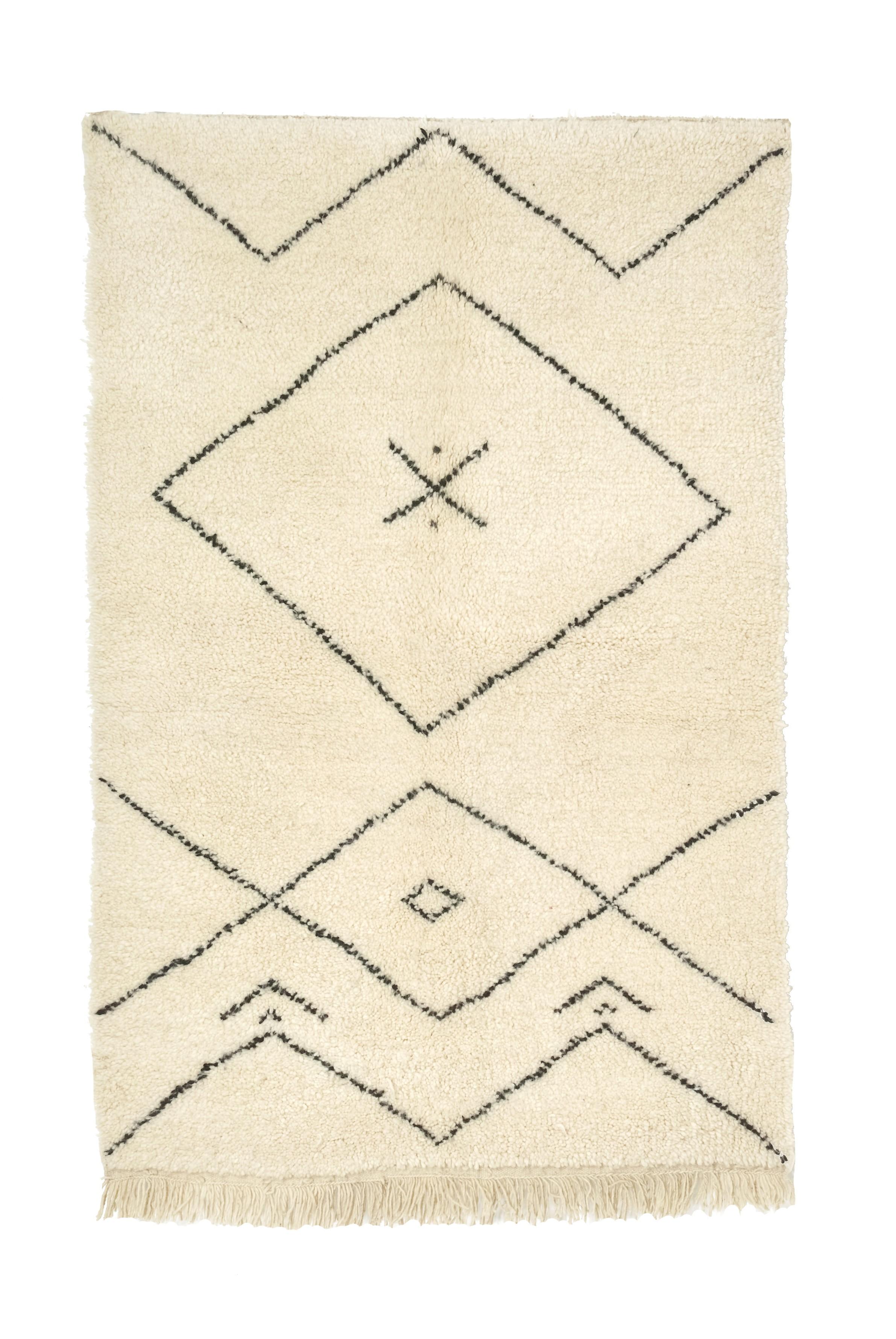 TAPIS BENI OUARAIN 170 x 115 cm